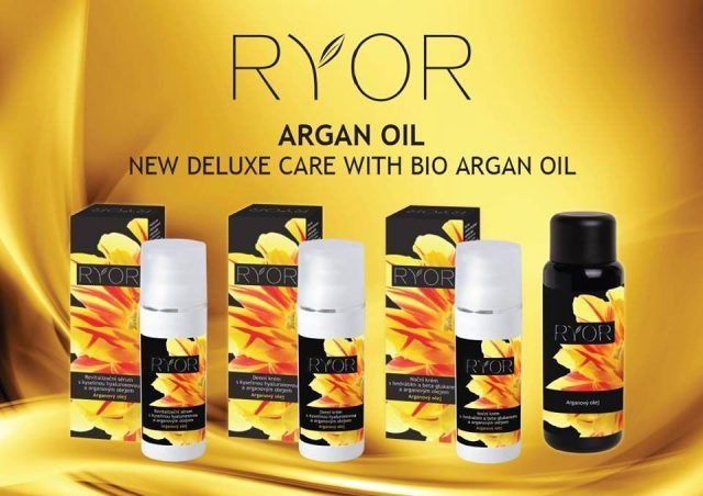 Care With Argan Oil